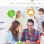New Carrefour Jeunesse Emploi Website